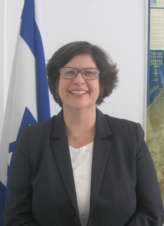 Embaixadora de Israel Tzipora Rimon
