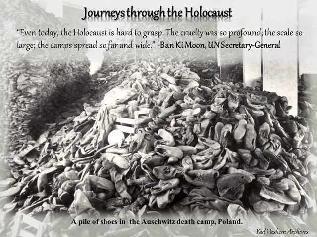 holocaust inhumanity