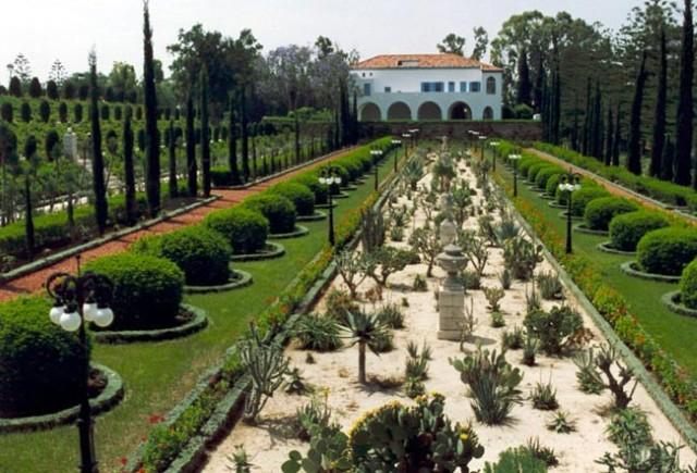 39 í gardens feature 19 landscaped terraces