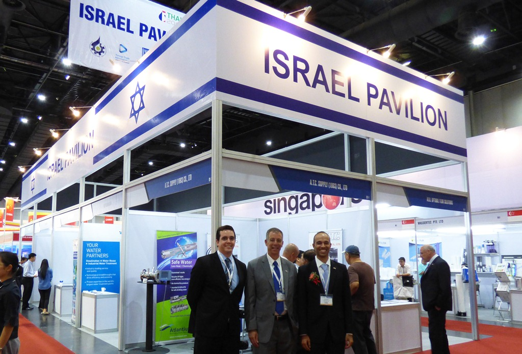 Israel Water Technology @ Thai Water 2015