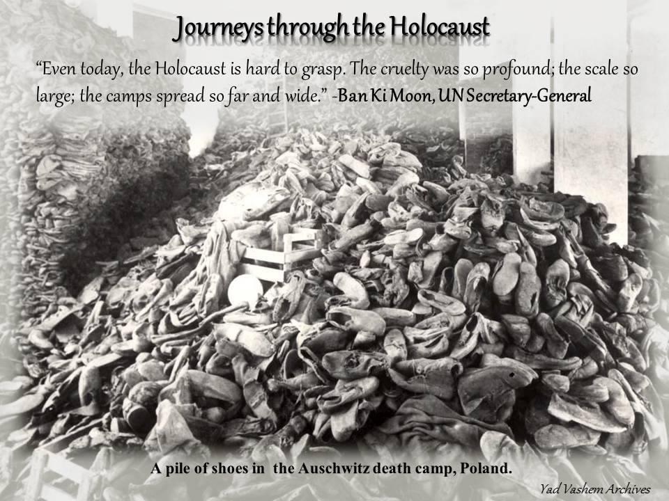 Internationaler Holocaust Gedenktag
