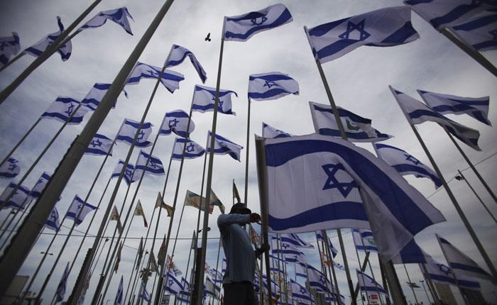 Netanyahu miniszterelnok udvozlete a diaszpora kozossegeinek Izrael Allam 64. Fuggetlensegi Napja