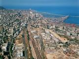 Aerial view of Haifa
