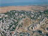Aerial view of Safed (Tzfat)