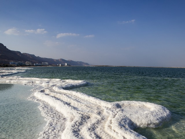 Joint Red Sea-Dead Sea Project to counter regional water crisis