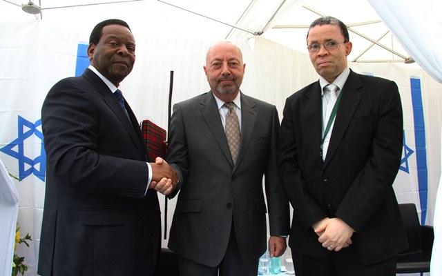 Dr Be Lekganyane: Embassy Of Israel In Pretoria Celebrates 65 Years Of