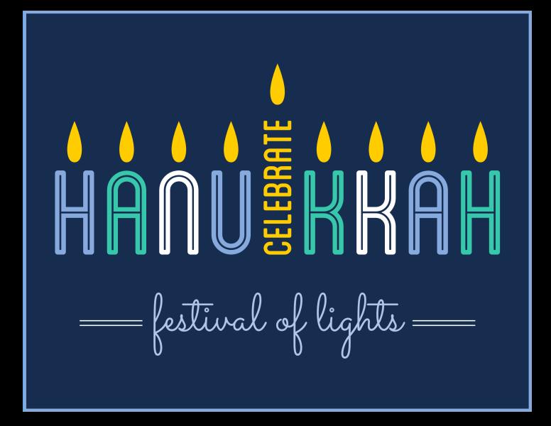 Happy Hanukkah 2014