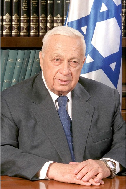 Former PM Ariel Sharon passes away