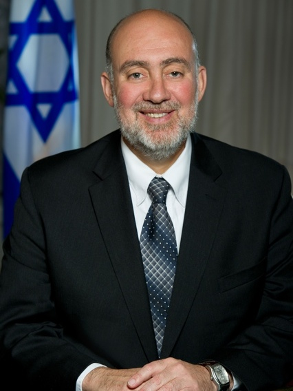 Ambassador Ron Prosor United Nations Israel New York