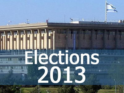 Elections 2013 in Israel